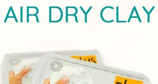 8 Best tips and tricks for air dry clay