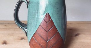 Large Ceramic Mug (Made to Order)- Oversized Jumbo Mug - Terracotta Red Clay - Handmade Modern Simple Minimal Southwestern Pottery by Osa