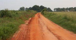 Red Clay Road, Grady County, Georgia
