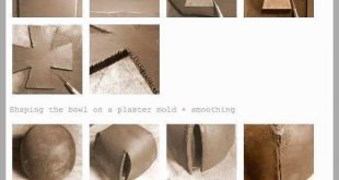 Handbuilding Pottery Templates Best 649 Best Clay Projects Images On Pinterest O...