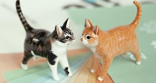 Artists Create Extremely Cute Polymer Clay Animals That Will Melt Your Heart
