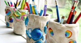 Basteln mit Muscheln- 42 inspirierende Ideen für kreative Köpfe