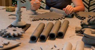 Big Sky Journal - Bildhauerin Leslie Codina ist der ruhige Schwerpunkt ...