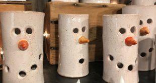 Diese sehen aus wie Keramik oder Ton. Aber ich denke oarmeal Box pringles und Ka...