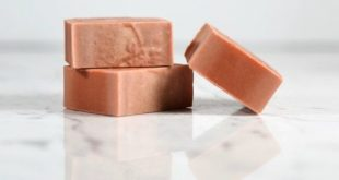 MOROCCAN RED CLAY Facial Bar, Bar Soap, Face Soap, All Natural, Fragrance Free, Unscented, For Oily