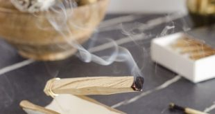 Make This: DIY Palo Santo Holder