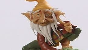 Air Dry Clay Tutorials: Make Our Mascot Gnome!