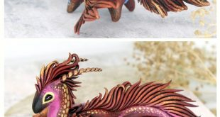 Animals Figurines of Forest of Moon Wanderers and Dragons
