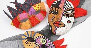 Cadiz maskers 2019 12133 Cadiz maskers met Foam Clay The post Cadiz maskers ...