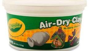 Crayola® Air Dry Clay 2.5lbs White