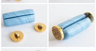 DIY Button Stamp Tool Tutorial