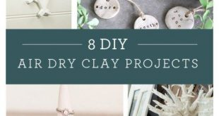 DIY Clay Ring Holder - Monthly DIY Challenge