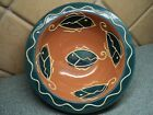 Dansk Red Clay Bowl With Fish #Pottery