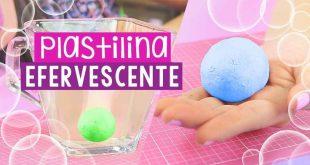 En este video te enseño cómo hacer plastilina efervescente casera. Comparte a ...