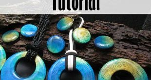 Faux Polymer Clay Tutorials