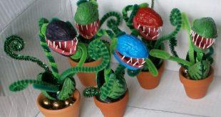 Fleischfressende dekorative immergrüne Miniatur-Werk von LEV49