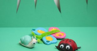 How to Make Air Dry Clay Bugs  2019  These cute little clay bugs are easy enough...