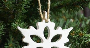 How to make Air-dry clay decorations