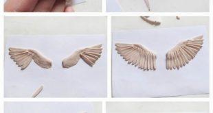 Polymer Clay Owl - Schritt für Schritt Anleitung zum Selbermachen #Schritt #anl...