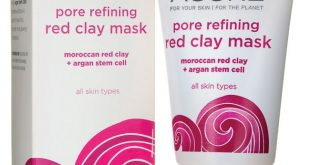 Pore Refining Red Clay Mask, 1.7 fl oz (50 mL) Cream