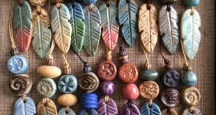 Someday..... soon....... I must learn polymer clay