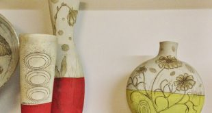 Tales of a Red Clay Rambler: Carter Pottery: Diana Fayt on the Tales of a Red Cl...