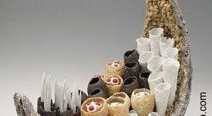 Terra Nova 2009 2019 Terra Nova 2009 Ceramic sculpture: sculpture paperclay S...