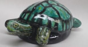 Turtle Clay shaker
